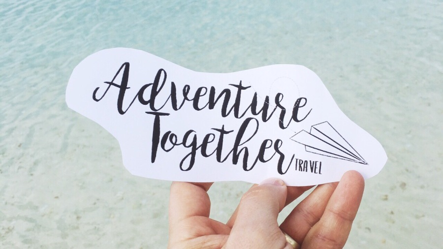 Adventure Together - Beach